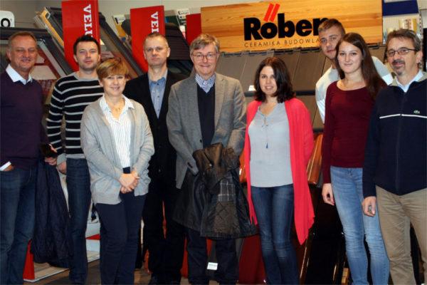 Współpracujemy z firmą Roben