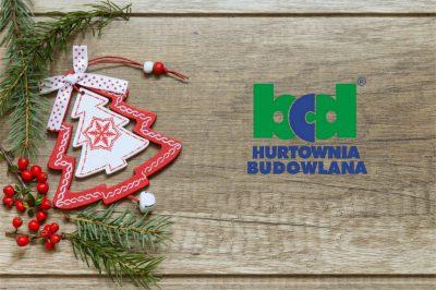 BCD Życzy Wesołych Świąt 2017