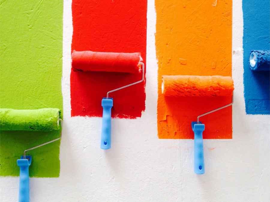 Farby do ścian i sufitów