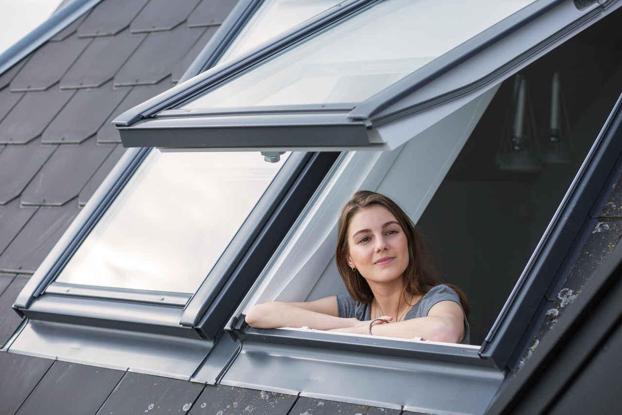 Okna firmy Velux