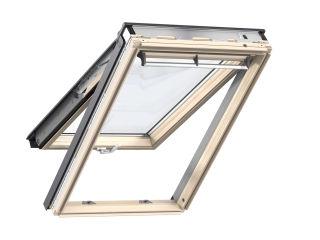 BCD - okna dachowe klapowo-obrotowe