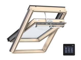 BCD - okna ze sterowaniem elektrycznym VELUX INTEGRA